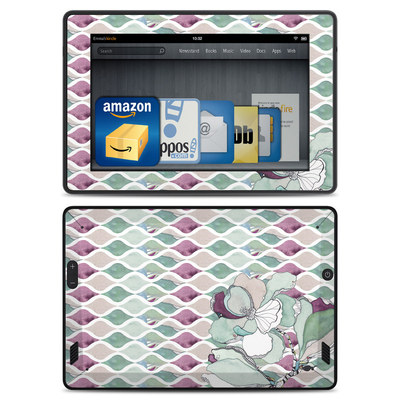 Amazon Kindle Fire HD Skin - Nouveau Chic