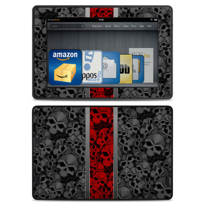 Amazon Kindle Fire HD Skin - Nunzio