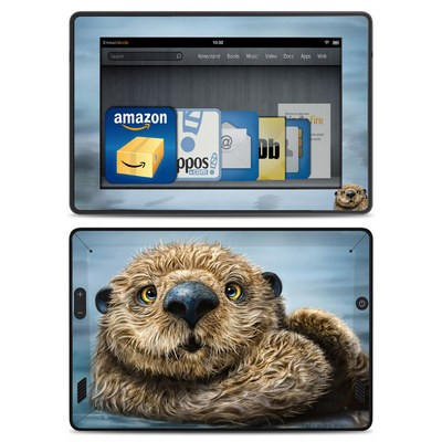 Amazon Kindle Fire HD Skin - Otter Totem