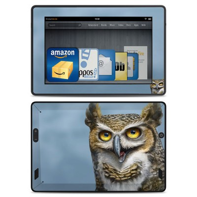 Amazon Kindle Fire HD Skin - Owl Totem