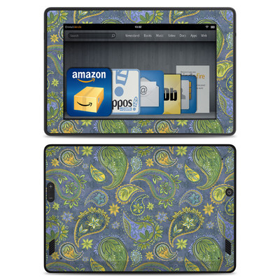 Amazon Kindle Fire HD Skin - Pallavi Paisley