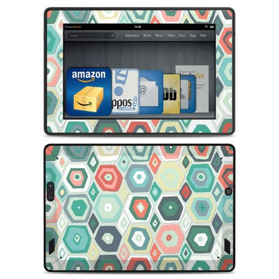 Amazon Kindle Fire HD Skin - Pastel Diamond