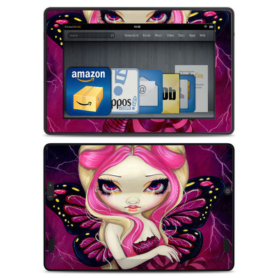 Amazon Kindle Fire HD Skin - Pink Lightning