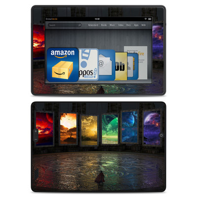 Amazon Kindle Fire HD Skin - Portals