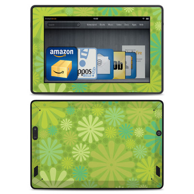 Amazon Kindle Fire HD Skin - Lime Punch