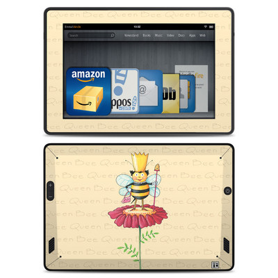 Amazon Kindle Fire HD Skin - Queen Bee