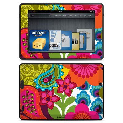Amazon Kindle Fire HD Skin - Raj