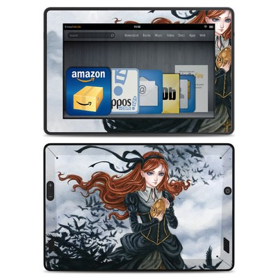 Amazon Kindle Fire HD Skin - Raven's Treasure