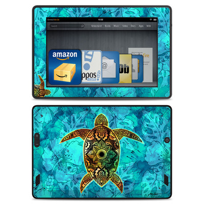 Amazon Kindle Fire HD Skin - Sacred Honu