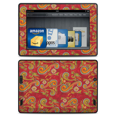 Amazon Kindle Fire HD Skin - Shades of Fall
