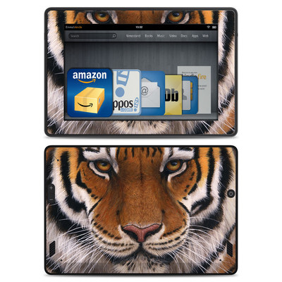 Amazon Kindle Fire HD Skin - Siberian Tiger