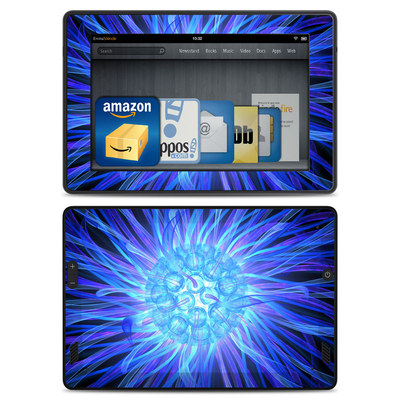 Amazon Kindle Fire HD Skin - Something Blue