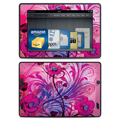 Amazon Kindle Fire HD Skin - Spring Breeze