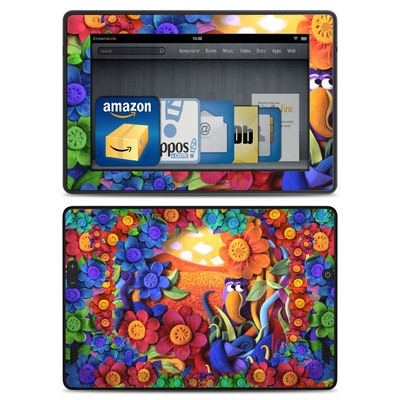 Amazon Kindle Fire HD Skin - Summerbird