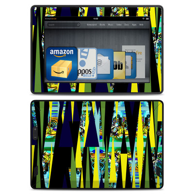 Amazon Kindle Fire HD Skin - Sun Beam