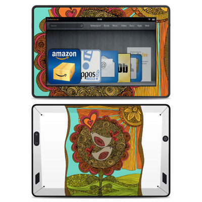 Amazon Kindle Fire HD Skin - Sunshine