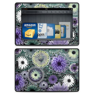 Amazon Kindle Fire HD Skin - Tidal Bloom