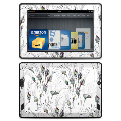 Amazon Kindle Fire HD Skin - Wildflowers