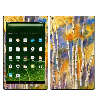Amazon Kindle Fire HD10 2015 Skin - Aspens