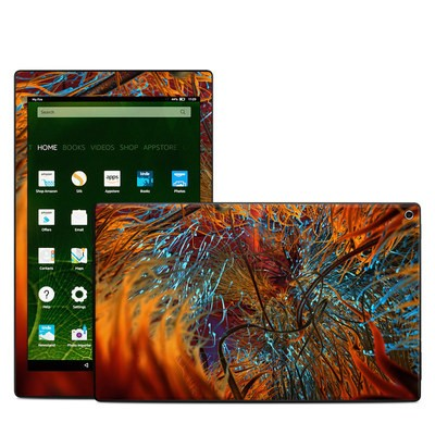Amazon Kindle Fire HD10 2015 Skin - Axonal