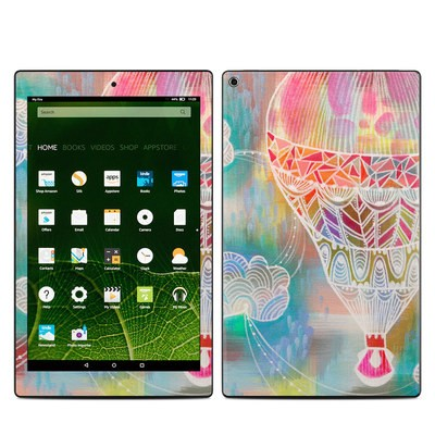 Amazon Kindle Fire HD10 2015 Skin - Balloon Ride