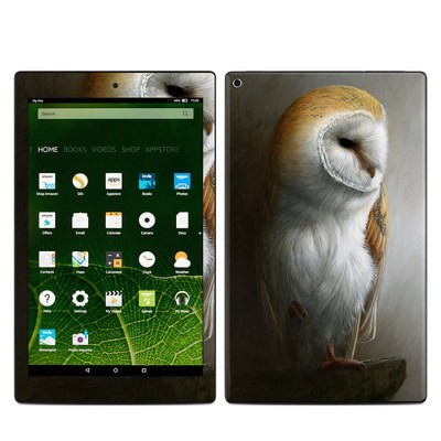 Amazon Kindle Fire HD10 2015 Skin - Barn Owl
