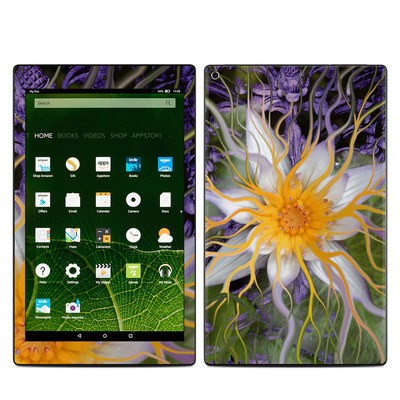 Amazon Kindle Fire HD10 2015 Skin - Bali Dream Flower