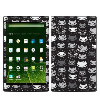 Amazon Kindle Fire HD10 2015 Skin - Billy Cats