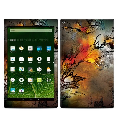 Amazon Kindle Fire HD10 2015 Skin - Before The Storm