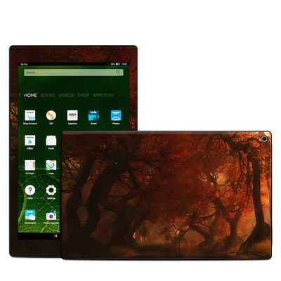 Amazon Kindle Fire HD10 2015 Skin - Canopy Creek Autumn