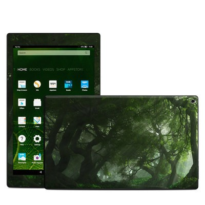 Amazon Kindle Fire HD10 2015 Skin - Canopy Creek Spring