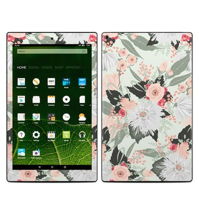 Amazon Kindle Fire HD10 2015 Skin - Carmella Creme