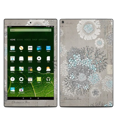 Amazon Kindle Fire HD10 2015 Skin - Christmas In Paris