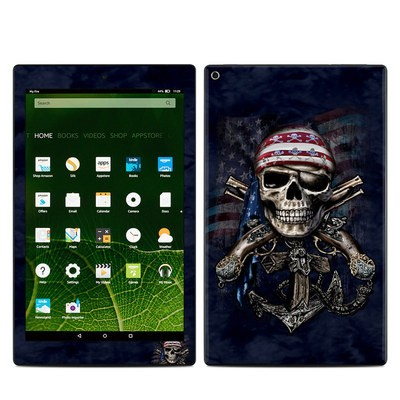 Amazon Kindle Fire HD10 2015 Skin - Dead Anchor