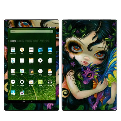 Amazon Kindle Fire HD10 2015 Skin - Dragonling Child
