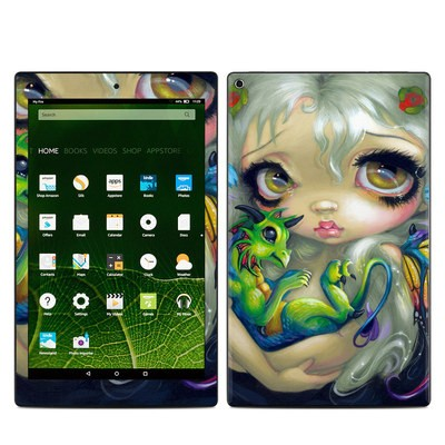 Amazon Kindle Fire HD10 2015 Skin - Dragonling