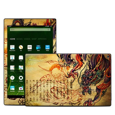 Amazon Kindle Fire HD10 2015 Skin - Dragon Legend