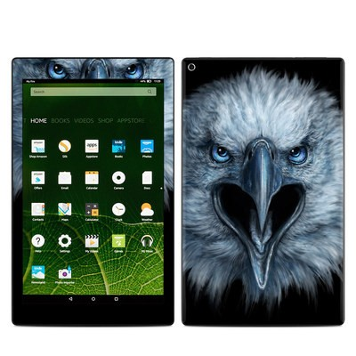 Amazon Kindle Fire HD10 2015 Skin - Eagle Face