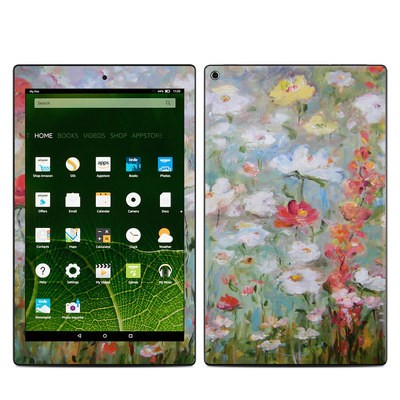 Amazon Kindle Fire HD10 2015 Skin - Flower Blooms