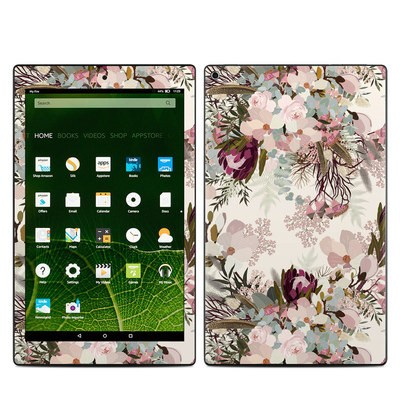 Amazon Kindle Fire HD10 2015 Skin - Frida Bohemian Spring