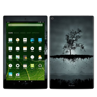 Amazon Kindle Fire HD10 2015 Skin - Flying Tree Black