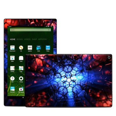 Amazon Kindle Fire HD10 2015 Skin - Geomancy