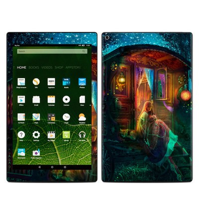 Amazon Kindle Fire HD10 2015 Skin - Gypsy Firefly