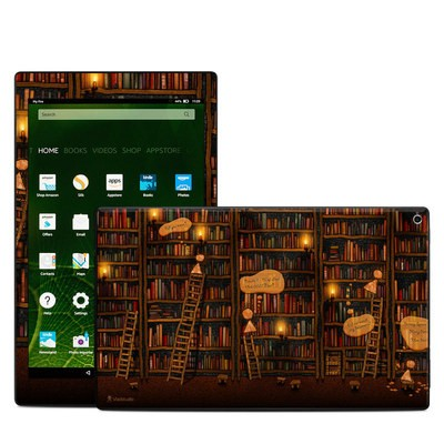 Amazon Kindle Fire HD10 2015 Skin - Google Data Center