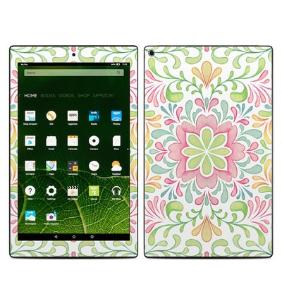 Amazon Kindle Fire HD10 2015 Skin - Honeysuckle