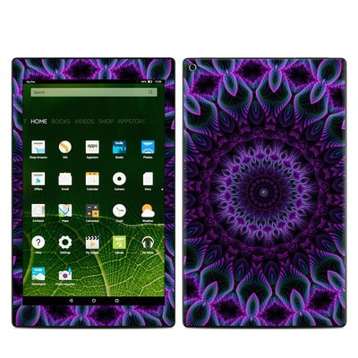 Amazon Kindle Fire HD10 2015 Skin - Silence In An Infinite Moment