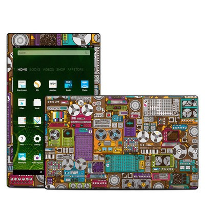 Amazon Kindle Fire HD10 2015 Skin - In My Pocket