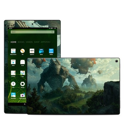 Amazon Kindle Fire HD10 2015 Skin - Invasion