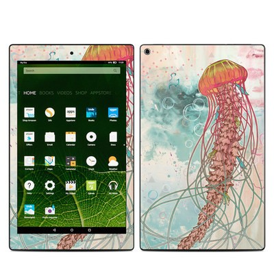 Amazon Kindle Fire HD10 2015 Skin - Jellyfish
