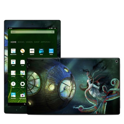 Amazon Kindle Fire HD10 2015 Skin - 20000 Leagues